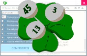 Zufallsgenerator Lottozahlen