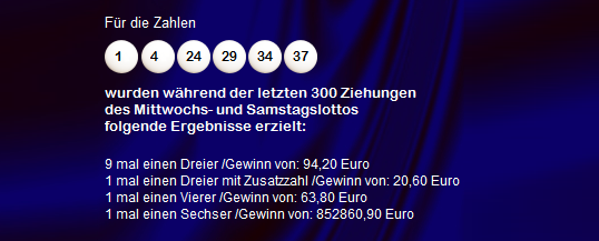 lotto strategie 6 aus 49